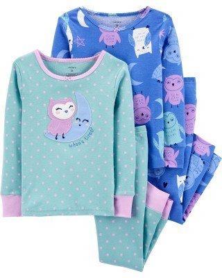 Пижамы с совами, 2 шт.