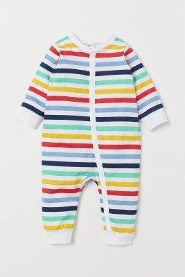 Пижама в полоску