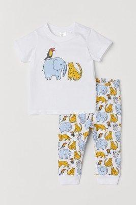 Пижама с животными