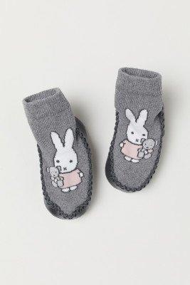 Носочки-тапочки