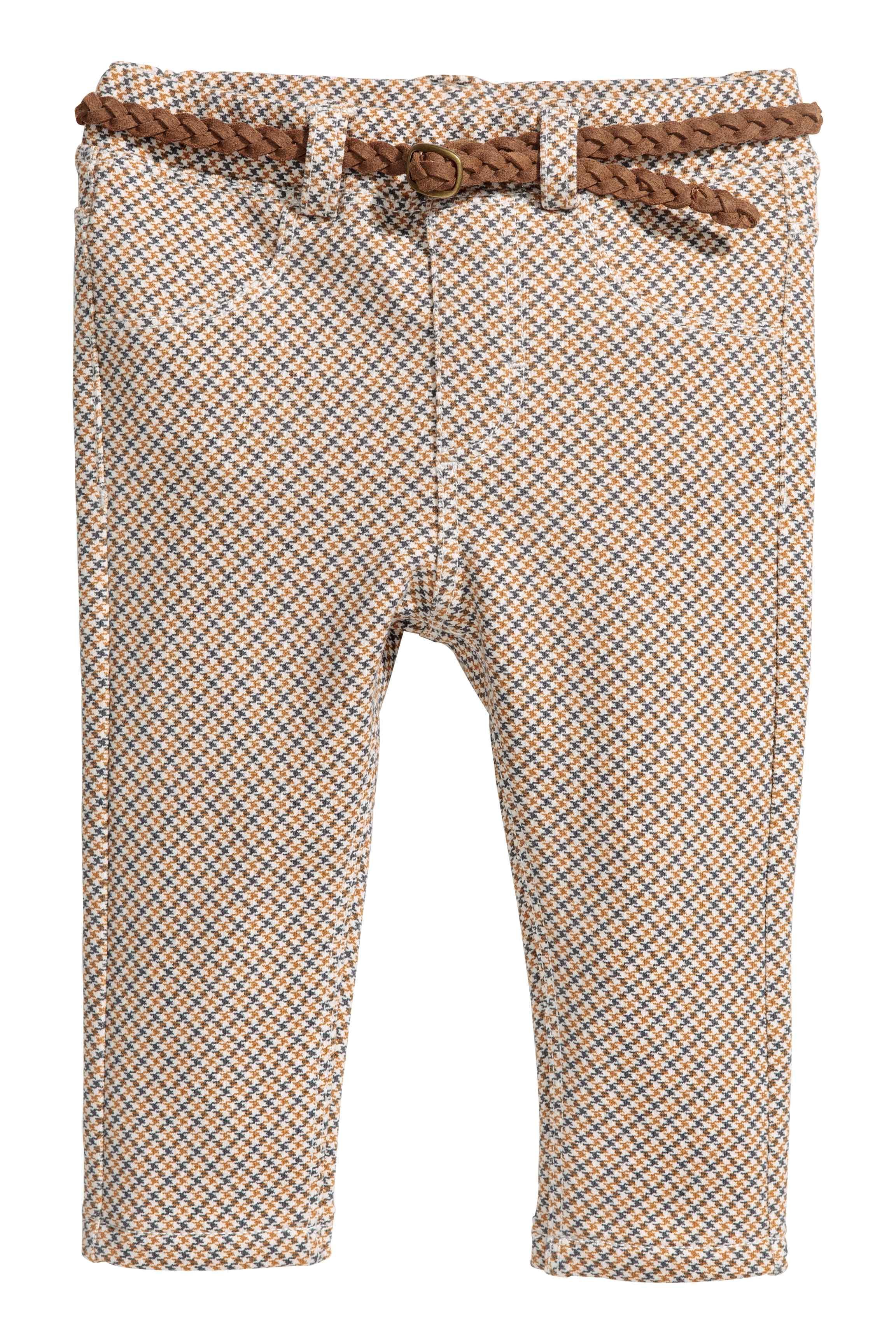 Одяг та взуття - Штани з поясом b5349b35140ac