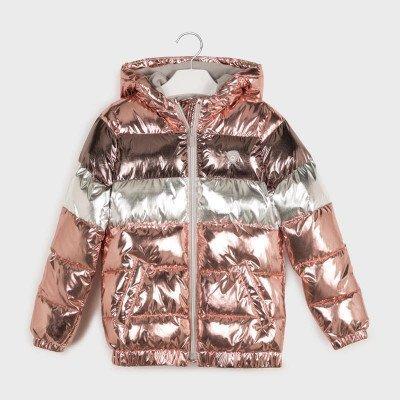 Куртка-металлик