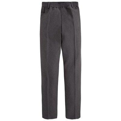 Школьные брюки на резинке