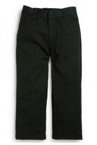Школьные брюки со стрелкой