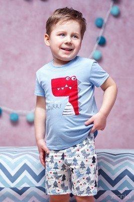 Пижама с крокодилом на мальчика