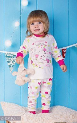Пижама с кошечками