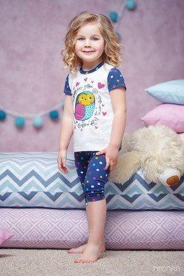Пижама с совой на девочку
